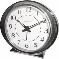 Westclox Baby Ben Slv Alarm Clock
