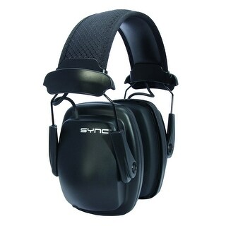 Howard leight 1030110 howard leight 1030110 sync stereo earmuff in retail pack