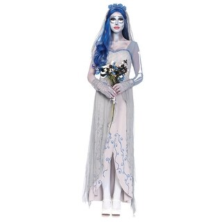 Womens Sexy Corpse Bride Halloween Costume
