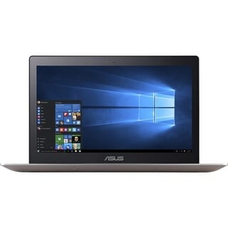 Asus 13 point 3 Inch Zenbook Notebook Asus ZENBOOK UX303UB-DH74T 13.3 Touchscreen (In-plane Switching (IPS) Technology)