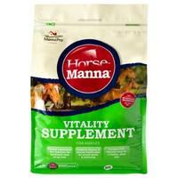 Manna Pro 0092192220 Horse Manna Vitality Equine Supplement, 11.25 Lb