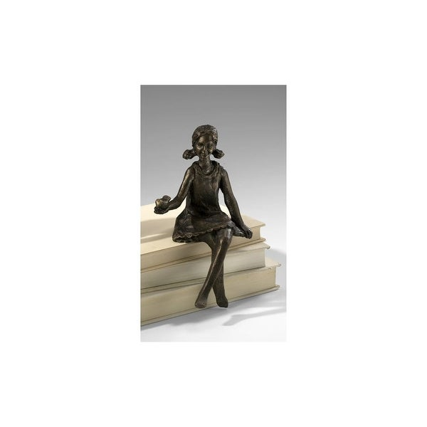 "Cyan Design 03042 8"" Girl Shelf Figurine"