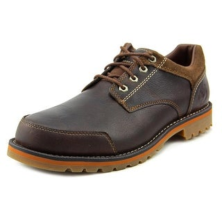Timberland Larchmont Men Round Toe Leather Brown Oxford