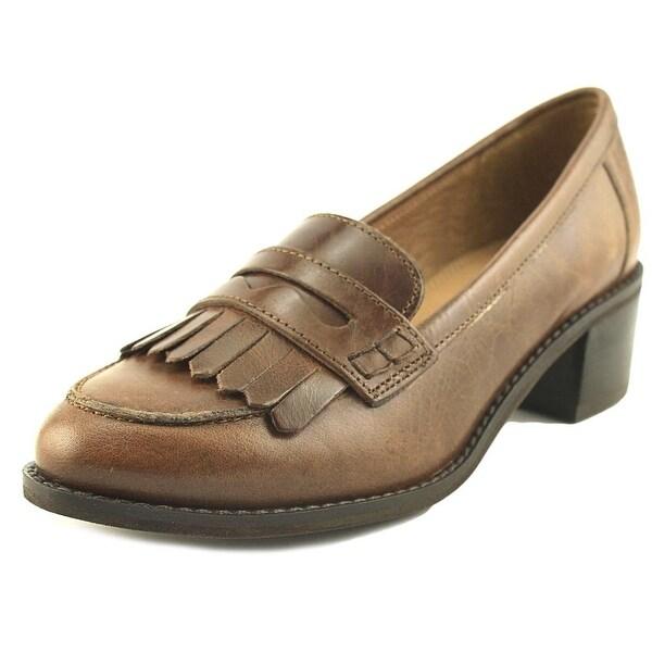 Dune Gwyneth Tan Loafers
