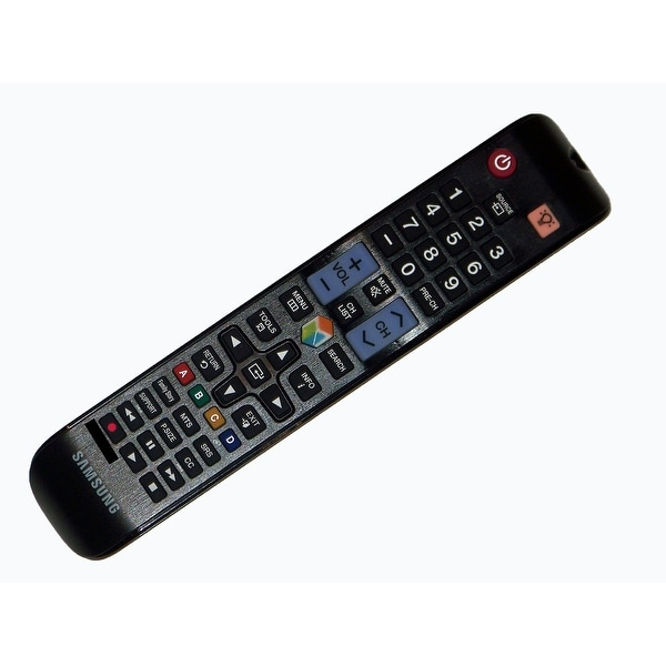 OEM Samsung Remote Control Originally Supplied With: UN60ES7500F, UN60ES8000F