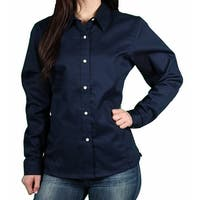 Hartwell Womens Full SleeveTwill Blouse