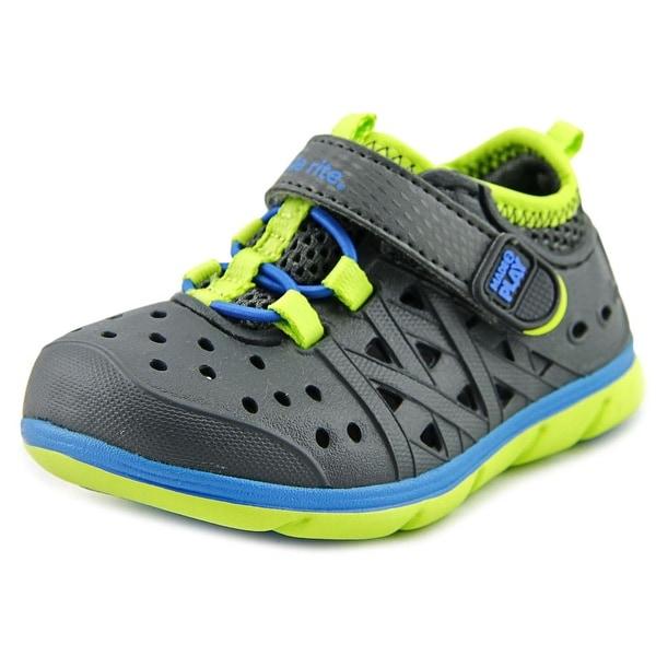 Stride Rite M2P Phibian Round Toe Synthetic Sport Sandal