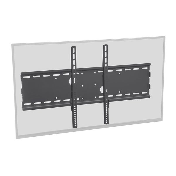 An Series Wide Fixed Tv Wall Mount Bracket For Tvs 37in To 70in Max