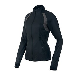 Pearl Izumi 2015/16 Women's Flash Run Jacket - 12231501 - gumdrop/deep lake