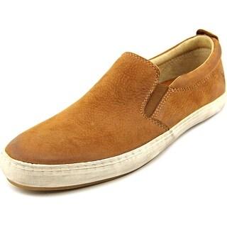 Frye Norfolk Slip On Men Round Toe Leather Loafer