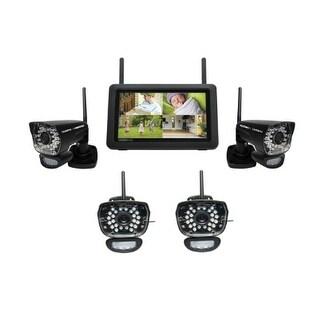 "Uniden UDR780HD plus UDRC58HD-2 7"" HD Weatherproof Wireless Security Camera System"