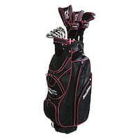 Tour edge golf sfsrgl11.b moda silk box set blkpink