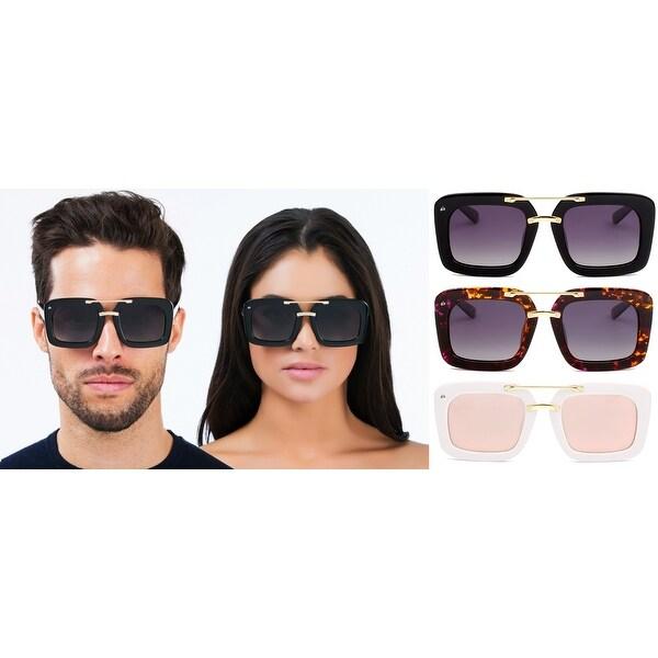 07b66843a7 PRIVe REVAUX ICON Collection The Karl Handcrafted Designer Polarized  Geometric Sunglasses