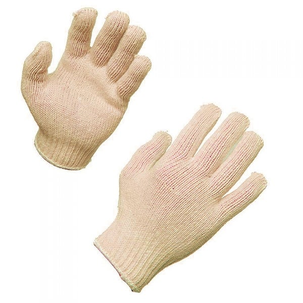 AMMEX SK String Knit Work Gloves (Bag of 12 pairs)