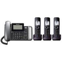 Panasonic KX-TG9583B 3 Handset Corded / Cordless 2 Line