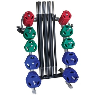 Body-Solid Cardio Barbell Pack - multi