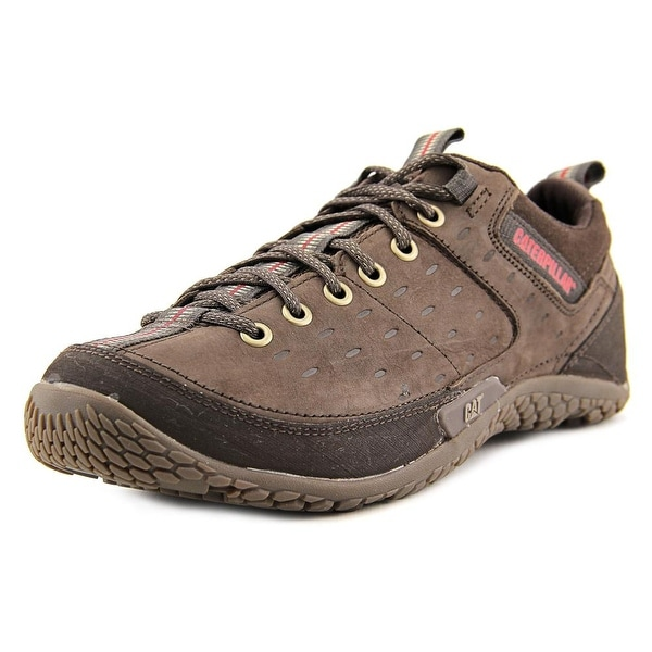 Caterpillar Edge Men Round Toe Leather Oxford