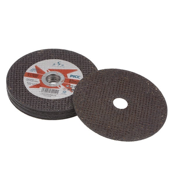 4 Inch Cutting Wheels Grinding Discs Cut-Off Wheels for Metal 10 Pcs
