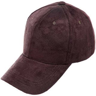 Mad Style Brown Faux Suede Baseball Hat 4143c|https://ak1.ostkcdn.com/images/products/is/images/direct/90f9e382a1fa68c61d27c4ee4b77ec176a50000a/Mad-Style-Brown-Faux-Suede-Baseball-Hat-4143c.jpg?impolicy=medium
