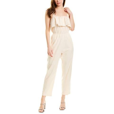 Madewell Linen-Blend Jumpsuit