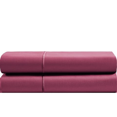 Luxury Solid Egyptian Cotton 800 Thread Count Pillowcases (Set of 2)