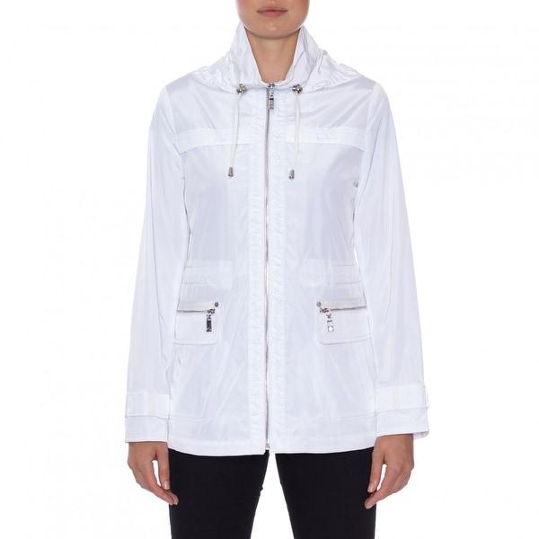 HFX Performance Hooded Rain Jacket