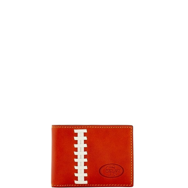 Dooney & Bourke NFL San Francisco 49ers Credit Card Billfold (Introduced by Dooney & Bourke at $78 in Aug 2017)