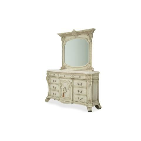 AICO Villa di Como Heritage Dresser with Mirror