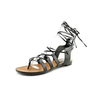 Enzo Angiolini Myani Open Toe Synthetic Sandals
