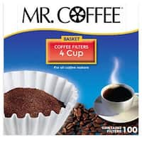 Mr. Coffee JR100 Coffee Filter For Mr. Coffee - 100 Count