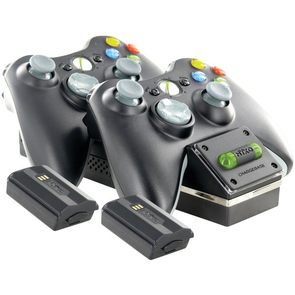 Nyko 86074 Xbox 360(R) Charge Base 360S