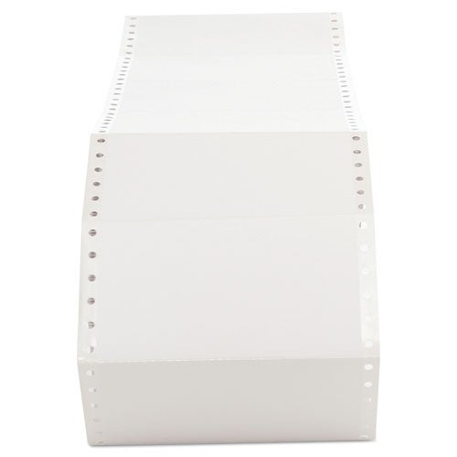 Universal Dot Matrix Printer Labels - White Printer Labels