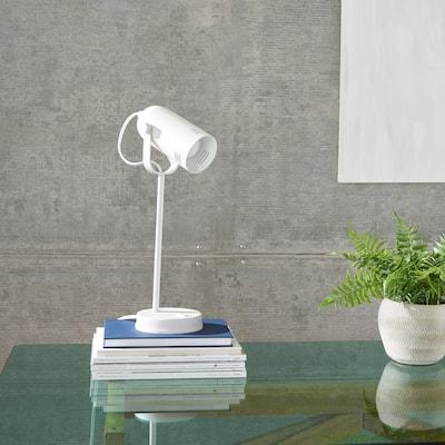 """Nourison 18"""" Basic Metal Task Desk Lamp"""