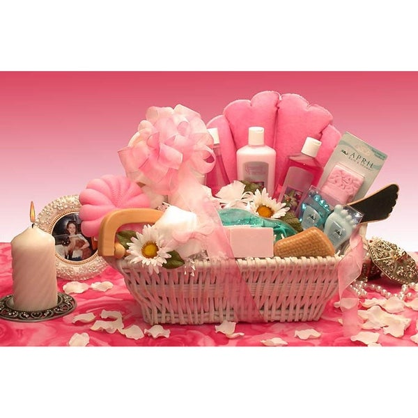 Ultimate Relaxation Spa Gift Basket. Opens flyout.