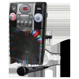 DPI, INc GPX-J182BM Karaoke Party Machine