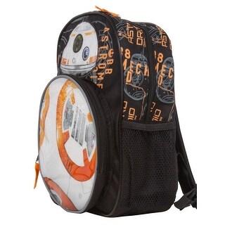 Star Wars BB-8 12 inch Novelty Mini Backpack - Black