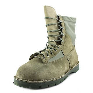 Danner USAF 600G GTX Men Round Toe Leather Gray Hiking Boot