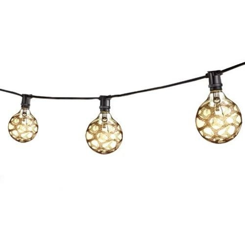 Bulbrite 810042 25 Foot 15 Light Socket String Light