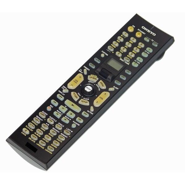 OEM Onkyo Remote Control Originally Shipped With: TXNR1000, TX-NR1000, TXNR1000s, TX-NR1000s