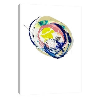 "PTM Images 9-108605  PTM Canvas Collection 10"" x 8"" - ""Cairn 2"" Giclee Abstract Art Print on Canvas"