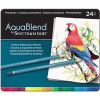 Primaries - Spectrum Noir Aquablend Pencils 24/Pkg