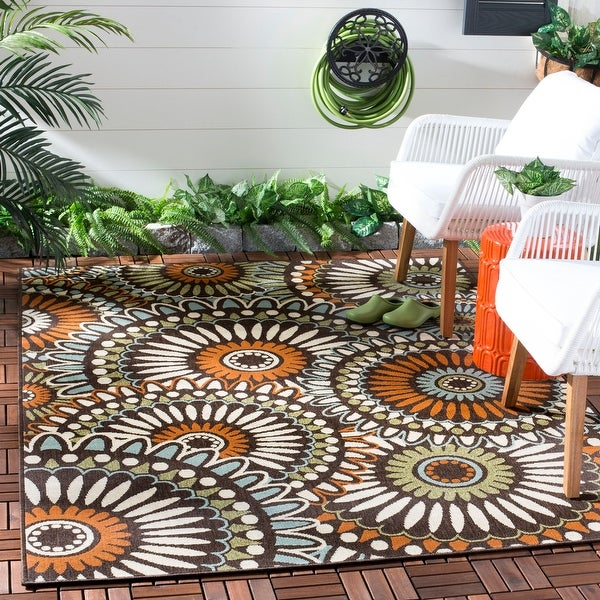 Safavieh Veranda Sissy Indoor/ Outdoor Rug. Opens flyout.