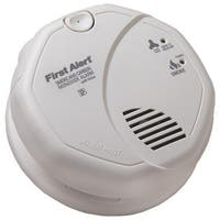 First Alert Talking Smoke Co Alarm
