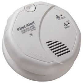 First Alert Talking Smoke Co Alarm