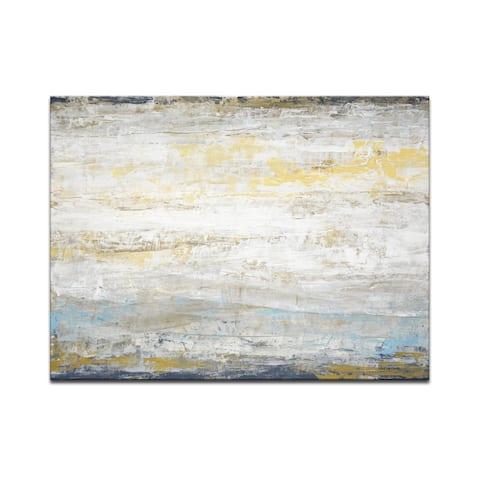 'High Tide' Wrapped Canvas Wall Art by Norman Wyatt Jr.