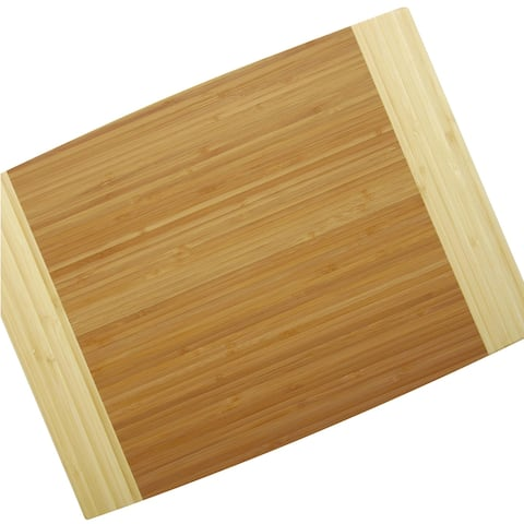 """Chicago Cutlery Woodworks 12"""" x 16"""" Bamboo Board"""