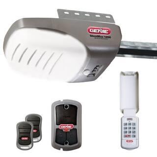 Genie GEN37281VM Garage Door Opener with 3/4 HPc DC Chain|https://ak1.ostkcdn.com/images/products/is/images/direct/91190aadc82ef05add87a68c90e98548cf5eea1f/Genie-GEN37281VM-Garage-Door-Opener-with-3-4-HPc-DC-Chain.jpg?impolicy=medium