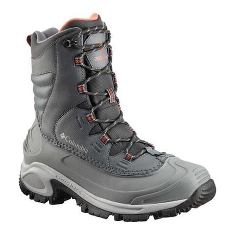 Columbia Women's Bugaboot III Boot Graphite/Red Canyon