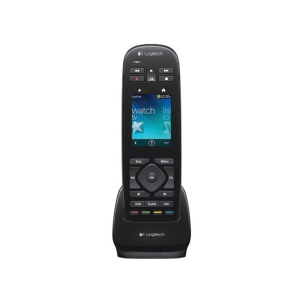 (Manufacturer Recertified) Logitech Harmony Touch Advanced Remote Control 915-000279