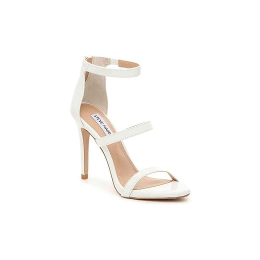 5dd07af6aa5 Shop Steve Madden Womens Feelya Open Toe Special Occasion Strappy ...